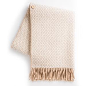 クリッパン(KLIPPAN)ストール タンゴ ポケット無し【おしゃれ/北欧ファッション】ライトグレーの使用画像