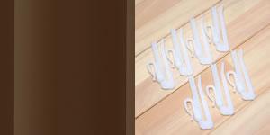 遮光カーテン フルダルムジ(Furudarumuji)2枚セット【おしゃれ/インテリア】のタッセル画像