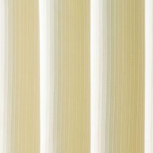 遮光カーテン ハッピーストライプ(HAPPYSTRIPE)2枚セット【北欧インテリア】イエローの詳細画像