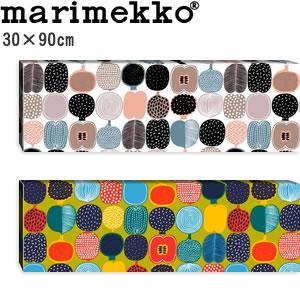 マリメッコ ファブリックパネル コンポッティ(Kompotti)300×900×30mm【北欧雑貨/北欧生地】各カラーの画像