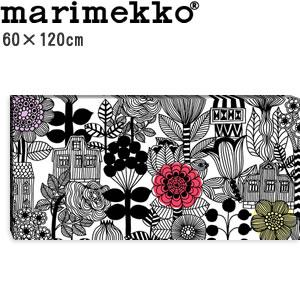 マリメッコ ファブリックパネル リントゥコト(Lintukoto)600×1200×30mm【北欧雑貨/北欧生地】の全体画像