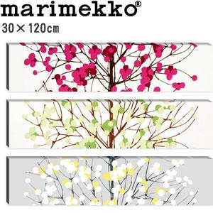 マリメッコ ファブリックパネル ルミマルヤ(Lumimarja)300×1200×30mm【北欧雑貨/北欧生地】各カラーの画像