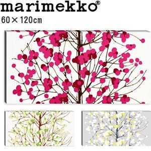 マリメッコ ファブリックパネル ルミマルヤ(Lumimarja)600×1200×30mm【北欧雑貨/北欧生地】各カラーの画像