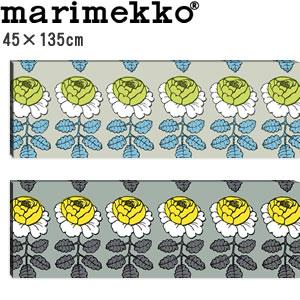 マリメッコ ファブリックパネル マーライスルース(Maalaisruusu)450×1350×30mm【北欧雑貨/北欧生地】の全体画像
