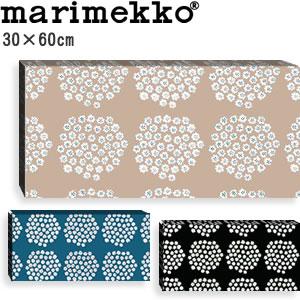 マリメッコ ファブリックパネル プケッティ(Puketti)300×600×30mm【北欧雑貨/北欧生地】各カラーの画像