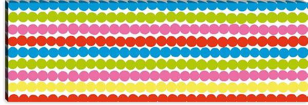 マリメッコ ファブリックパネル ラシィマット(Rasymatto)450×1350×30mm【北欧雑貨/北欧生地】マルチの詳細画像