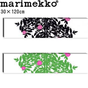 マリメッコ ファブリックパネル ルースプー(Ruusupuu)300×1200×30mm【北欧雑貨/北欧生地】各カラーの画像
