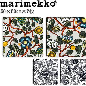 マリメッコ ファブリックパネル ティアラ(Tiara)600×600×30mm×2枚【北欧雑貨/北欧生地】各カラーの画像