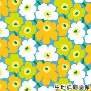 マリメッコ(marimekko)ミニウニコト(Mini-Unikkot)の生地(ファブリック)詳細画像