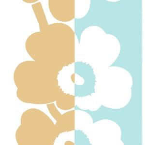 マリメッコ(marimekko)生地(ファブリック)スーラ ウニッコ(Suur Unikko)【1柄単位販売】の詳細画像