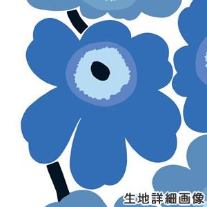マリメッコ(marimekko)ウニッコ(Unikko)の生地(ファブリック)詳細画像