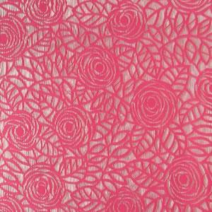 ファニーストリングカーテン ニューローズ 95×176cm【パネルカーテン/北欧】ピンクの詳細画像