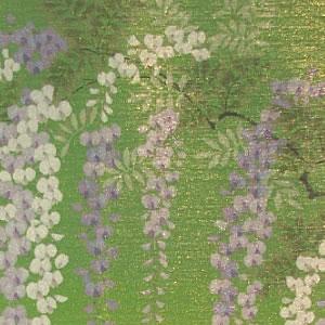 のれん 藤 85×150cm【パネルカーテン】の詳細画像