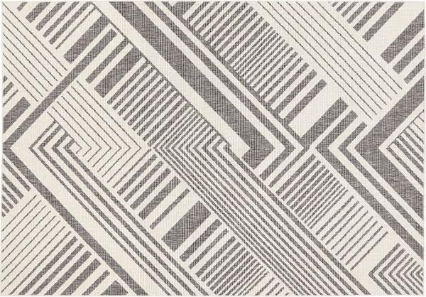 ウィルトン織り ラグマット コルト【おしゃれ/人気】シルバーの詳細画像