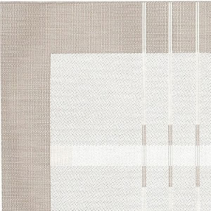 ウィルトン織り ラグマット トレンツ【北欧/おしゃれ】グレーの詳細画像