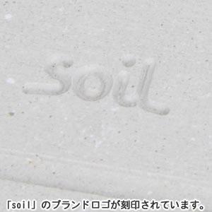 soil(ソイル)バスマット アクア【お風呂用品】のロゴ詳細画像