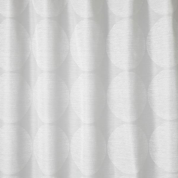 レースカーテン ピステボイル 1枚入【北欧/おしゃれ】の詳細画像