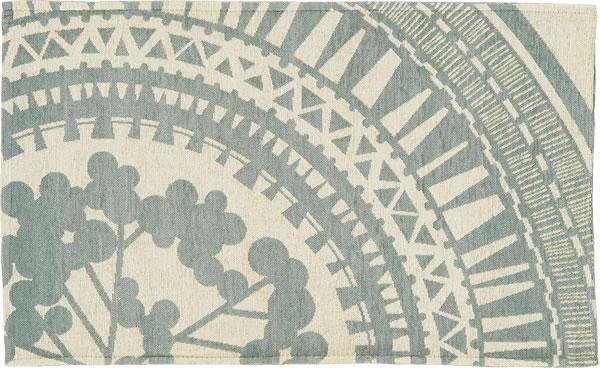 玄関マット レイス(RAIS)50×80cm【北欧/おしゃれ】の全体画像