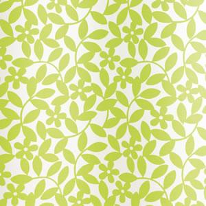 スミノエの北欧風遮光カーテン ペタルのグリーン詳細画像