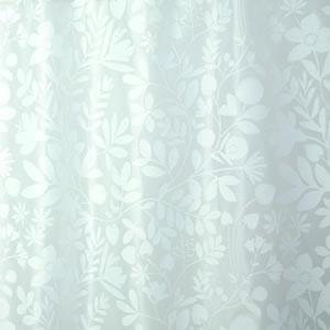 スミノエのミラーレースカーテン カダン 1枚入【UVカット/北欧インテリア】のファブリック詳細画像