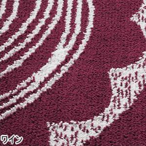 スミノエのラグマット サンフラワー【おしゃれ/北欧インテリア】ワインの詳細画像