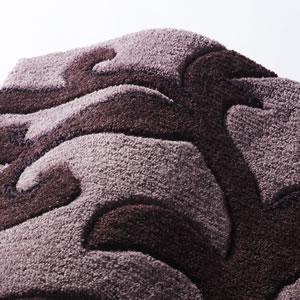北欧風のスミノエ 玄関マット カラクサ(KARAKUSA)【北欧インテリア/おしゃれ】の詳細画像