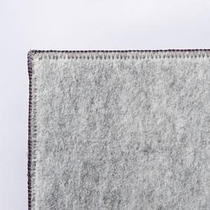 スミノエのラグマット クロス(CLOTH)【おしゃれ/北欧デザイン】の裏面画像