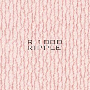 スミノエ タイルカーペット RUGRUG リップル R-1000 ピンク【パネルカーペット】の詳細画像