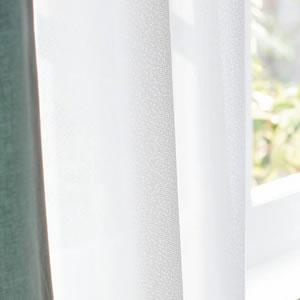 スミノエのレースカーテン クリスタ 1枚入【北欧/おしゃれ】の使用画像