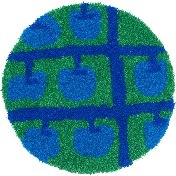 スミノエのチェアパッド リンゴノキ(ringonoki)35×35cm【北欧/おしゃれ/鈴木マサル】の全体画像