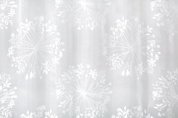 スミノエのレースカーテン クッカボイル 1枚入【北欧/おしゃれ】の詳細画像