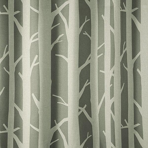 スミノエの遮光カーテン シラカバ(SHIRAKABA)1枚入【北欧/おしゃれ】の生地詳細画像