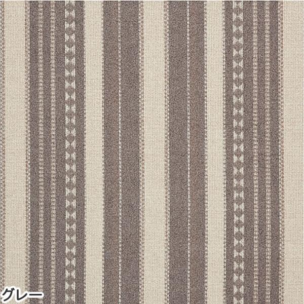 ラグマット フォーク・モコ(FOLK moco)【通年/おしゃれ/インテリア】グレーの全体画像