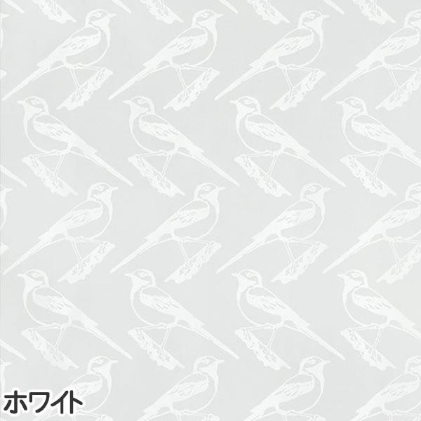 イヴァナ ヘルシンキ(Ivana Helsinki)レースカーテン リントゥ ボイル(Lintu voile)1枚入【おしゃれ/北欧カーテン】ホワイトの詳細画像