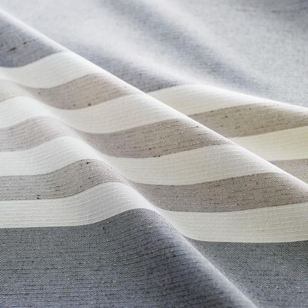 スミノエの既製カーテン コルネ アルディ(Hardi)1枚入【おしゃれ/洗濯】ブラウンの生地画像