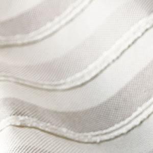 スミノエの既製カーテン コルネ ピンタック(Pintuck)1枚入【おしゃれ/洗濯】ベージュの生地画像