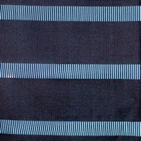 ファニーストリングカーテン アーバン(urban) 95×176cm【パネルカーテン/北欧風】ブラウンの生地詳細画像