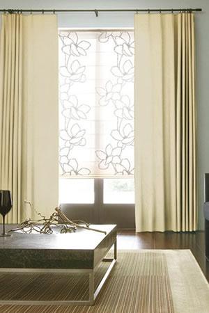 スミノエの遮光カーテン ノーチェ使用画像