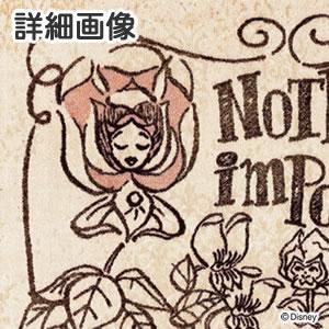 ディズニー ラグマット アリス ポスターラグ【おしゃれ/北欧】の詳細画像