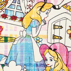 ディズニー ラグマット アリス ストーリー【おしゃれ】の詳細画像