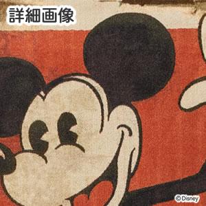 ディズニー ラグマット ミッキー ホーンテッドハウスラグ【おしゃれ/ヴィンテージ】の詳細画像