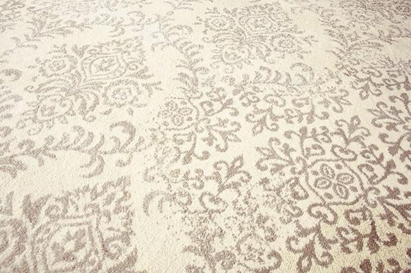 東リ ラグマット TOR3873【ペルシャ絨毯/ヴィンテージ】の詳細アップ画像