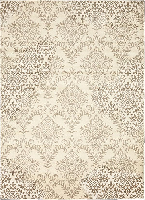 東リ ラグマット TOR3873【ペルシャ絨毯/ヴィンテージ】の全体画像