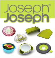 ジョセフジョセフ(josephjoseph)のおしゃれなキッチン雑貨へ