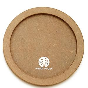 ウッディプッディ はじめてのおままごと 食器7点セット【おもちゃ/キッズ/ギフト】のお皿詳細画像