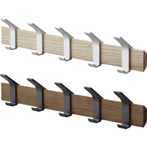 ウォールコートハンガー リン【木製/インテリア収納】のカラーバリエーション画像