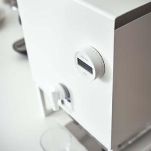 バッグインボックススタンド タワー【キッチン収納/おしゃれ】ブラックの使用画像