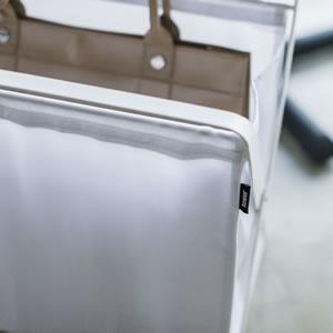 手荷物収納ボックス タワー【リビング収納/おしゃれ】ホワイトの詳細画像