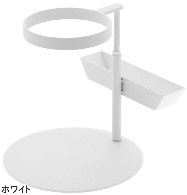 コーヒードリッパースタンドシングル タワー【キッチン収納/おしゃれ】のカラーバリエーション画像
