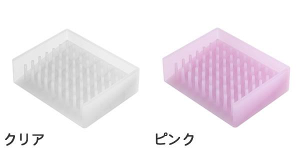 水切りソープトレイ フロート【洗面所/バスルーム】のカラーバリエーション画像1